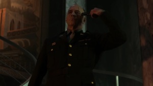 They Did What- General Wade about to blow out his brains- Gotham, Fox