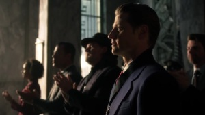 They Did What- Jim is officially made a police commissioner- Gotham, Fox