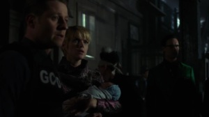 They Did What- Jim tells the others that Nyssa has escaped- Gotham, Fox