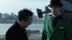 They Did What- Oswald gives Ed the dog to Nygma- Gotham, Fox