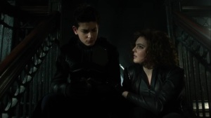 They Did What- Selina tells Bruce that she will be there whenever he needs her- Gotham, Fox