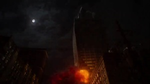 They Did What- Wayne Enterprises destroyed- Gotham, Fox