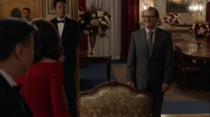 Oslo- Keith is Selina's lapdog now- Veep, HBO