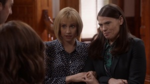 Oslo- Marjorie and Catherine agree to get married at the embassy- Veep, HBO