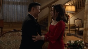 Oslo- Selina makes a deal with President Lu- Veep, HBO