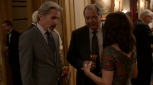 Oslo- Selina tells Ben and Kent that she needs a meeting with President Lu- Veep, HBO