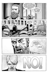 The Walking Dead #191- Rick tells Pamela that he was wrong to support her