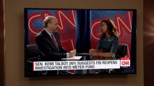 Veep- Kemi Talbot proposes that the FBI continue investigating the Meyer Fund- HBO