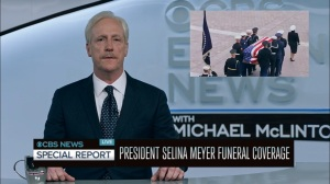 Veep- Mike covers Selina Meyer's funeral- HBO