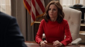 Veep- Selina back in the Oval Office- HBO