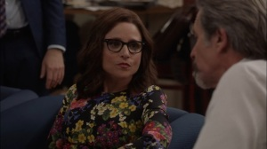 Veep- Selina doesn't want to be Kemi Talbot's running mate- HBO
