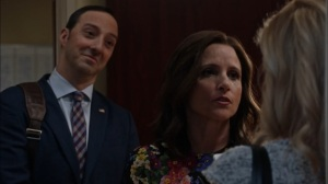 Veep- Selina rants at Michelle- HBO