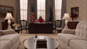 Veep- Selina returns to the Oval Office- HBO