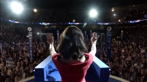 Veep- Selina takes the stage- HBO