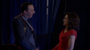Veep- Selina thanks Gary for all he's done- HBO
