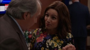 Veep- Selina wants to make Buddy Calhoun her running mate- HBO
