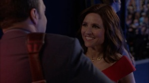 Veep- Selina with Gary for the last time- HBO