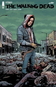 The Walking Dead #192- Cover