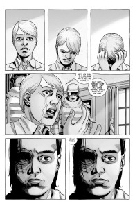 The Walking Dead #192- Pamela tells Carl that Sebastian will spend the rest of his life behind bars