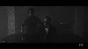 Chapter 21- Amahl Farouk plays 'Oh Tannenbaum'- Legion, FX