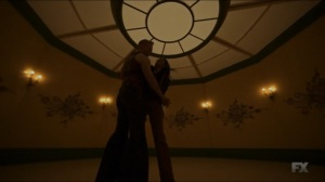 Chapter 21- Cary and Kerry dance- Legion, FX