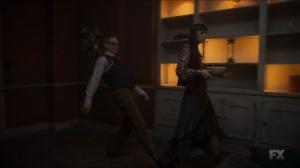 Chapter 21- Cary maneuvers around- Legion, FX