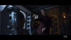 Chapter 21- Clark asks Squirrel about David's location- Legion, FX