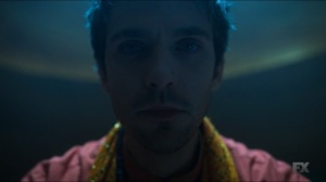 Chapter 21- David hears Syd calling out to him- Legion, FX