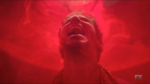 Chapter 21- David in red- Legion, FX