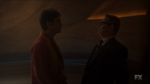 Chapter 21- David tells Cary that he needs his help- Legion, FX