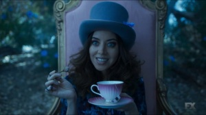Chapter 21- Lenny as the Mad Hatter- Legion, FX