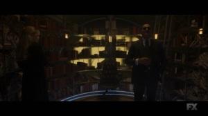 Chapter 21- Syd tells Farouk that David thinks he's the victim- Legion, FX
