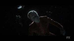 Chapter 24- Clark floats dead in space- Legion, FX