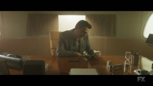 Chapter 24- Daniel speaks with Clark- Legion, FX
