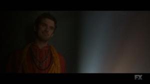 Chapter 24- David appears in Clark's room- Legion, FX