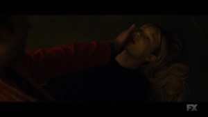 Chapter 24- David wipes Syd's mind- Legion, FX