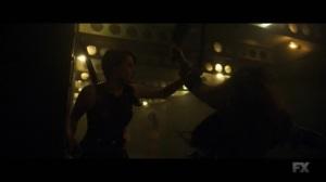 Chapter 24- Kerry fights David's followers- Legion, FX
