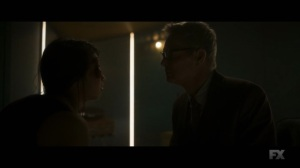 Chapter 25- Cary patches up Kerry- Legion, FX