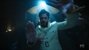 Chapter 25- Oliver drops a beat- Legion, FX