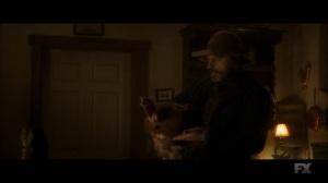 Chapter 25- Oliver returns home with livestock- Legion, FX