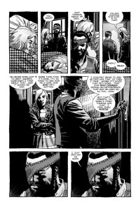 The Walking Dead #193- Carl misses his father