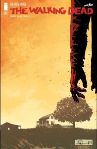 The Walking Dead #193- Cover