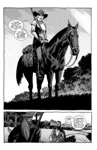 The Walking Dead #193- Lydia meets up with Carl