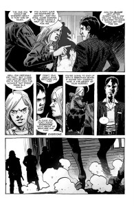 The Walking Dead #193- Sophia tells Maggie to toughen up on Hershel