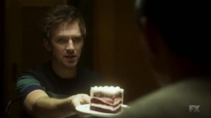 Chapter 26- David offers knowledge cake to Charles- Legion, FX
