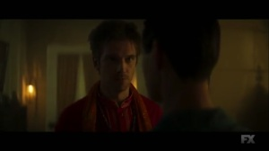 Chapter 26- David warns Charles not to say it out loud- Legion, FX