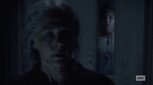 Ghosts- Carol sees Henry as a ghost- AMC, The Walking Dead