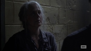 Ghosts- Carol tells Daryl the story about his truck driver dad- AMC, The Walking Dead