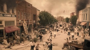 It's Summer and We're Running Out of Ice- Tulsa race riot- HBO, Watchmen
