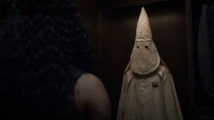 Marital Feats of Comanche Horsemanship- Angela finds a Klansman robe- HBO, Watchmen